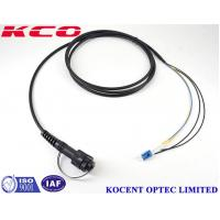 Quality LC Plug Fiber Optic Patch Cord 7.0mm G657A1 LSZH Non-armored For LTE RRU for sale