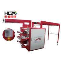 Quality Double Side Roll To Roll Lanyard Heat Press Machine , Printing Speed 1-8m/min for sale