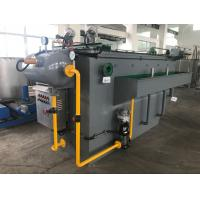 Quality Sewage Pretreatment Equipment, DAF System Dissolved Air Flotation Machine for sale