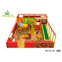 Quality Construction Site Kids Indoor Playground For Commercial Center for sale