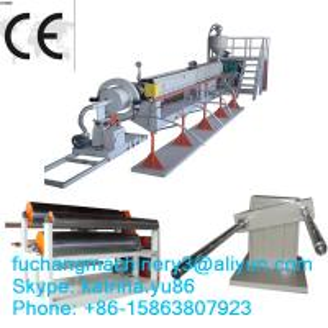 China epe foam extruder used machine / CE on sale