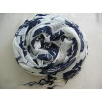 Quality Fashion Printed Polyester Scarf (HP-C009) for sale