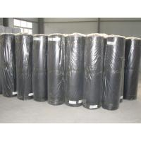 Quality 2MPa Black Color Silicone Rubber Sheet / SBR Rubber Sheet Industrial Grade for sale