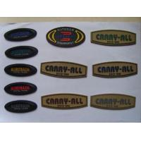 Buy cheap PVC Label (WL-PL-06) from wholesalers