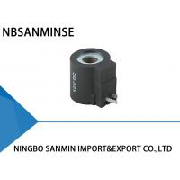 Quality Replacement HCE Hydraulic 24v Solenoid Coil / Replacement Solenoid Coil Resistance for sale