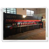 Quality CNC High Accuracy Metal Plate Slotting Machine With Blade Cooling For V Groove for sale