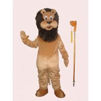 China Handmade kids animal full body carnival lion mascot cartoon costumes on sale
