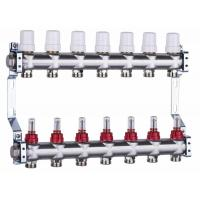 China Art 800 N Bamboo shape tube Pex manifolds underfloor heating radiant heating on sale