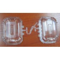 Quality PC Earphone Cover Precision Injection Mould , Short Shot Injection Molding for sale