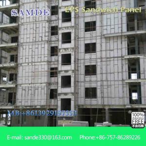 light weight precast concrete wall panels machine sandwich panel for prefab house