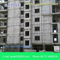 Buy light weight precast concrete wall panels machine sandwich panel for prefab house at wholesale prices