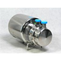 Quality sanitary centrifugal self-priming pump for sale