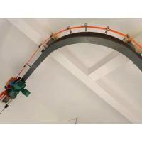 Quality Industrial Workshop Used Monorail Overhead Crane with Wire Rope Electric Hoist for sale