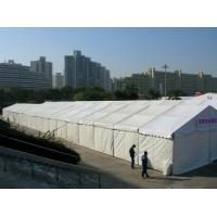 Buy cheap 30 X 50m Aluminum Frame Permanent Outdoor Storage Tent Self Cleaning for Factory product