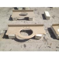 China Prefab Marble Stone Countertops For Apartment / Public Area Renovation on sale