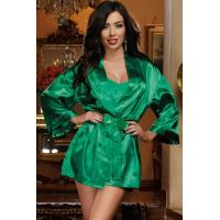 Quality Sexy Lingerie Wholesale Babydoll Lingerie Chemises Shalimar Robe Lingerie Set for sale