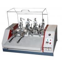 Buy cheap SATRA TM92 Footwear Testing Equipment For Flexing Resistance Test For 2 Pairs from wholesalers