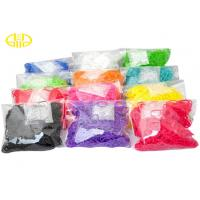 Quality Fashionable rubber band bracelets rainbow loom With Chuck Bag for sale