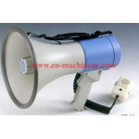 Quality 12V Megaphone with Microphone Horn Custom Logo Printed Promotional Silicone Megaphone for sale