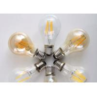 Quality A60 Filament LED Light Bulbs 12W Candle Living Room 3300K E27 Residential for sale