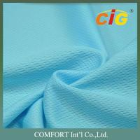 Quality Eco - Friendly Garments Accessories 100% Polyester Quick Dry Mesh Fabrics for sale