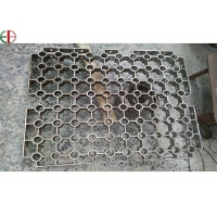 Quality 1.4849 EPC Process & Sand Process Heat Treatment Casting Base Tray for sale