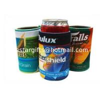 Quality 4mm Insulated Stubby Neoprene Can Cooler Base For 310ml - 330ml Can / Beer for sale