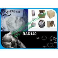 Quality 99% purity SARMs Steroids white Raw Steroid Powder Rad140 CAS 1182367-47-0 for sale