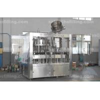 China SS304 / SS316 Still Water bottling machine for PET Plastic Bottle / Glass Bottle on sale
