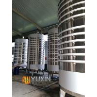 Quality large industrial used 50bbl 10000l 12000l wine fermentation tank for sale