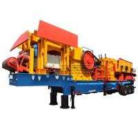 Quality Longzhen 2013 New Mobile Crusher for sale