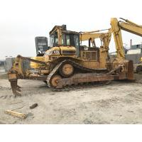 Quality Japan Made Used CAT Caterpillar D7r Bulldozer CAT 3306T Engine 247HP for sale