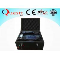 Quality Clean Laser Rust Removal Machine For Metal 100W Raycus Laser Source for sale