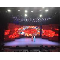 High Refresh Rate Seamless Stage LED Display For Open - Air Background