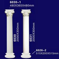 Quality PU Granite Roman Pillar for Decoration for sale