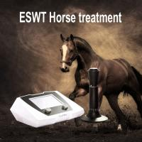 Quality ESWT shockwave vet treatment veterinary extracorporeal shock wave therapy machine horse racing for animal for sale