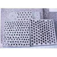 Quality Perforated Aluminium Foam Panels 1mm~200mm Thickness Custom Perforated Hole Dia for sale