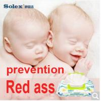 China International certification Newborns 0-3 months dedicated wet wipes No additives alcohol fluorescer baby wet wipes on sale