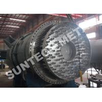 Quality 20 Tons Falling Film Evaporator 660 sqm For MDI Industry for sale