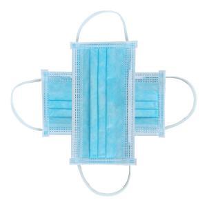 Quality Hospital Doctor Sterilization BFE98 3 Layer Medical Mask for sale