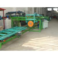 Quality Fiber Glass Mesh Cement Straw Board Making Machine , MgO Board Production Line for sale