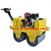 Quality Water-Cooled Walk-behind Vibratory Road Roller with 700KG CE for sale