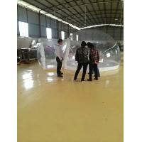 Inflatable Bubble Tent , Transparent Tent With Transparent Bubble Tent