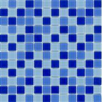 Blue tiles pool waves related keywords blue tiles pool for Swimming pool tile pictures