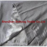 Quality FR Electromagnetic-shielding silver-plated knitting fabric for sale