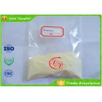 Quality CAS 10161-33-8 Trenbolone Steroid Dark Yellow Powder Trenbolone Base for Muscle Building for sale