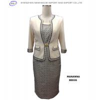 China lady formal dress suit church suits,OEM suits for women on sale