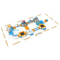 Buy cheap Aqua Adventure Inflatable Water Parks from wholesalers