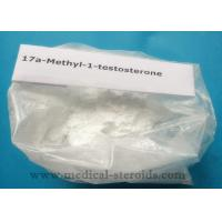 17a Methyl 1 Testosterone Hormone Raw Anabolic Steroids Powder For Muscle