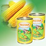 canned sweet corn 3kg*6tins, 425*24tins, 397g*24tins
